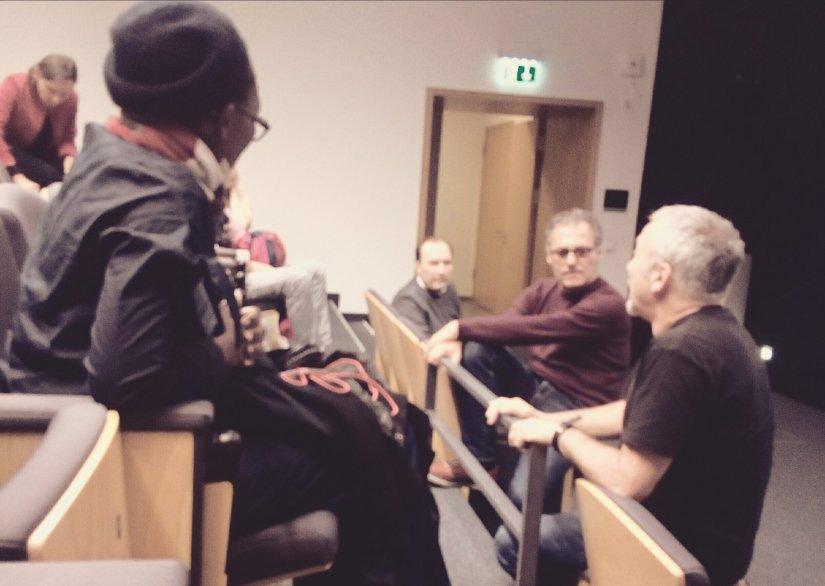 Luxembourg seminar